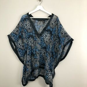 New York & Company Kimono Size: XL